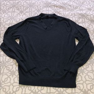 Banana Republic Luxury Blend V-Neck Sweater